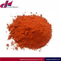 Synthetic iron oxide red/yellow/black color pigment for concrete tile/paving/colorant dye