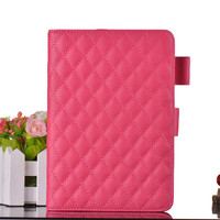 original design for apple ipad smart leather case
