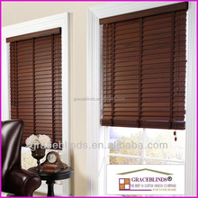 2016 hot sale basswood blinds with top quality and competitive price