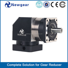 90 degree bevel Newgear PVF120 series high precison planetary gearbox