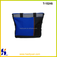 600D polyester cheap tote bag for promotion