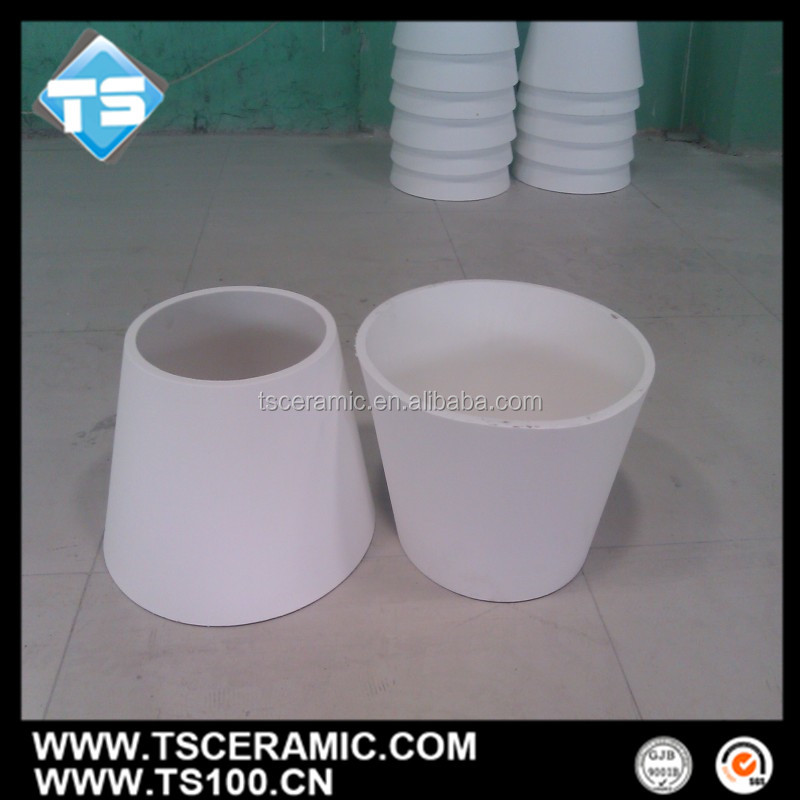 ceramic cone shape tube for mine
