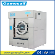 laundry industrial washing machine coin/Laundry Washer-50kg CE Certification