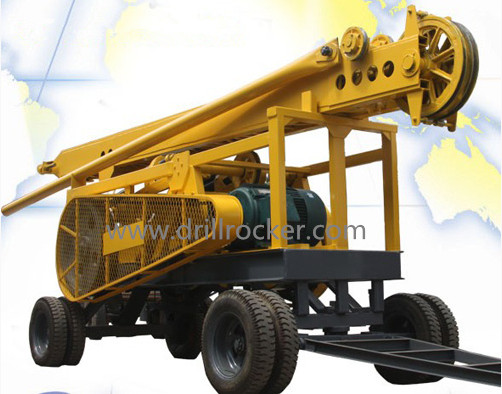 CABLE DRILLING RIG