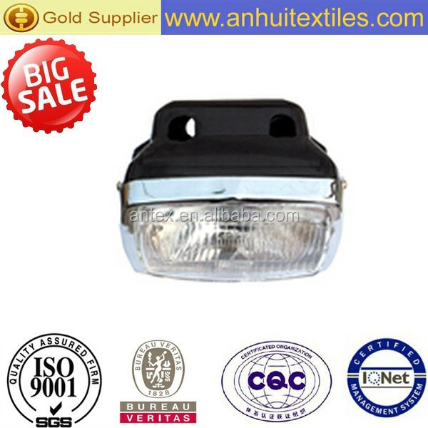 High quality hot sales head lamp tail light side light for TMX motorcycle head lamp