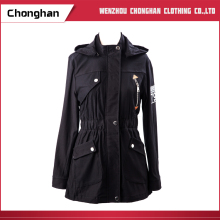Chonghan 2017 High Quality Slim Long Winter Warm OverCoats For Girls