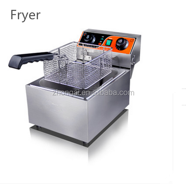 Stainless Steel electric industrial fryer vacuum fryer