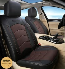 high quality fashion genuine leather for Audi A4LA6L/A3/A5/Q3/Q5 etc. customized car seat cover
