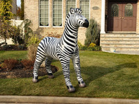 New products inflatable horse adult,inflatable zebra,inflatable promotion zebra hot sale