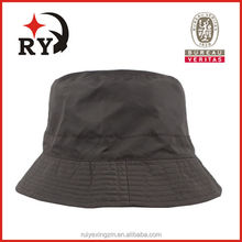 Custom cheap fashion new product nylon waterproof bucket hats