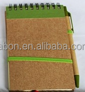 Spiral Notebook With Different Sizes