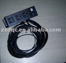 desktop outlet/safa socket/different modules/UL USA power