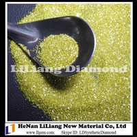 Various Grit Size HTHP Fine Artificial Diamond Abrasives for Sale