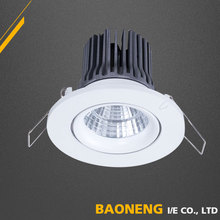 COB 5W LED Light Inserts CE RoHS SAA Approved Round LED Ceiling Light