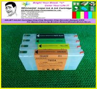 High quality ink cartridge 4900 4910 for Epson inkjet cartridge refill machine