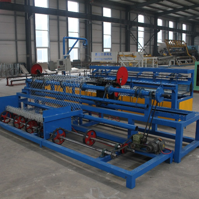 China supplier heavy industrial chain link fence machinery <strong>equipment</strong>