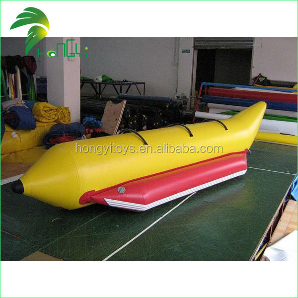 Hot Summer Entertaining Excellent Inflatable Banana Boat For Sale