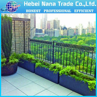 High Quality Hot Sale!steel Roofing Sheets,Modern Steel Fencing From China Supplier,Beautiful Tube Fence Iron Fencing