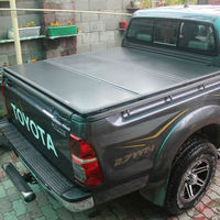 HARD TRI FOLD TONNEAU COVERS FOR PICKUP TRUCK