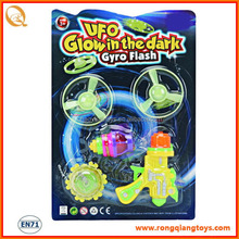Kids favorite light up top pistola con resplandor en la oscuridad disco WD0967037