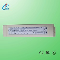 Constant current 32- 60w dimmable 0/1-10v led driver for panel light