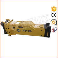 hydraulic hammer excavator for cat 320 china supplier