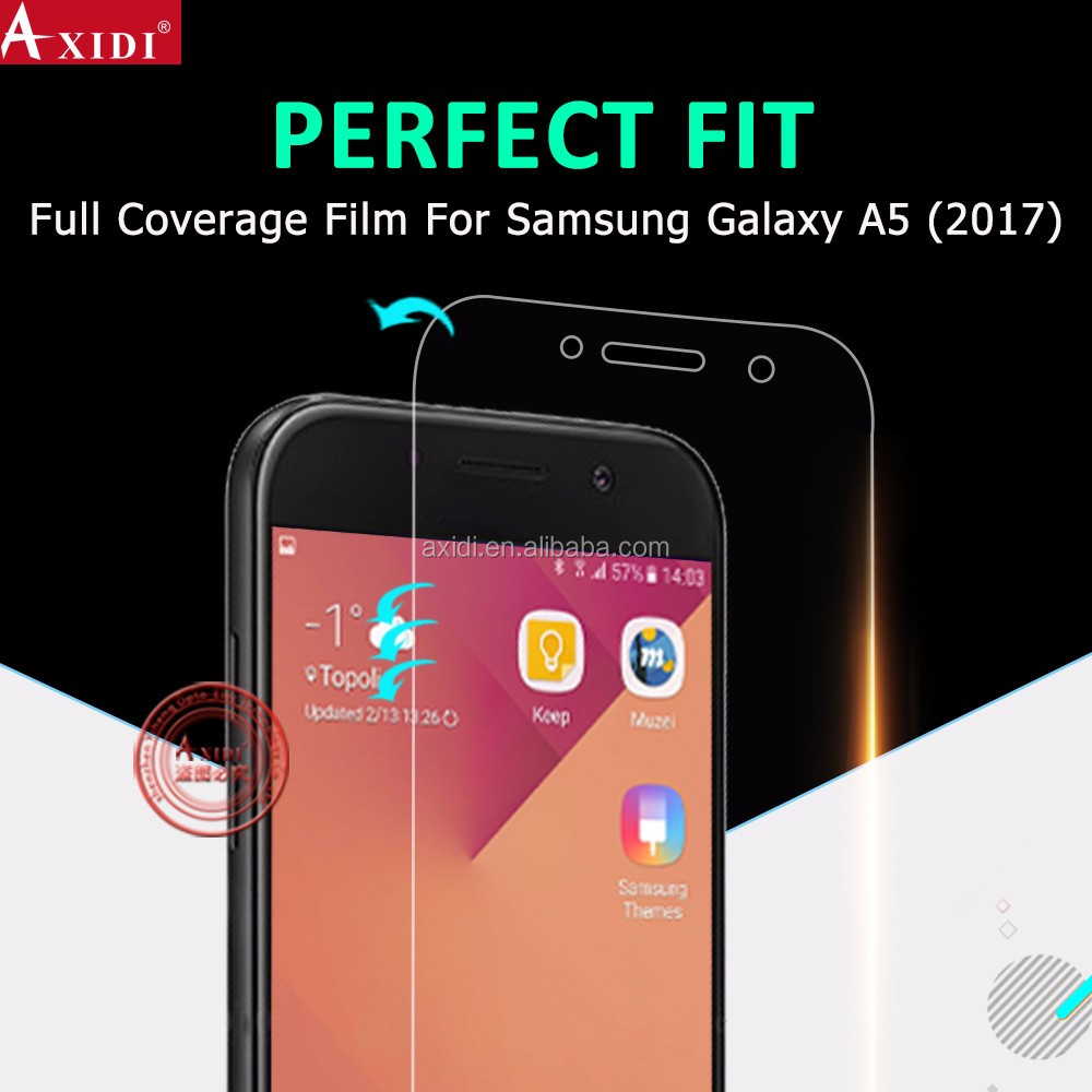 wholesale alibaba Cellphone tpu clear screen Protector for samsung galaxy a5