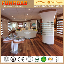 Sunglass Shopping Display Rack with Lighting for Shop Design for hot sale