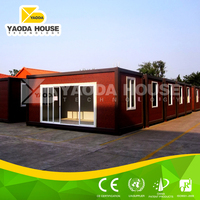 Container house kits flexible in color choice