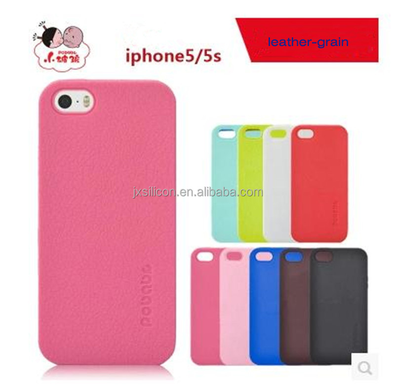 Fashion Girls Accessories Wallet Cell Phone Case for Iphone5/5s