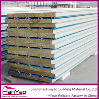 Kerala Heat Insulation Light Weight EPS Sandwich Panel Calcium Silicate Board Roof Aluminium Sandwich Panel with Good Price