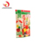 Custom Made Spices Packaging Flat Pouches Plastic Bag With Printing
