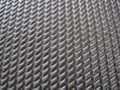 China Factory Manufacture Braid Pattern Rubber Mat Of Flooring Mat