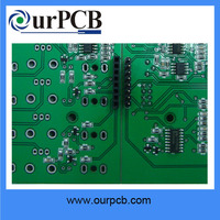 pcb pcba design keyboard