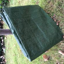 pp waterproof tarpaulin packed in plastic bag 8'x4' trailer covers coated tarpaulin pvc tarps