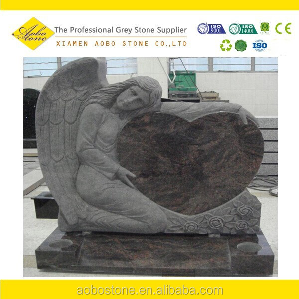 Cheap Granite US Angel Monuments