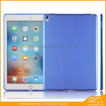 Matte Finish TPU Back Cover For iPad Pro 9.7 Case , Wholesale TPU Gel Case For iPad Pro Accessory