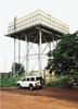 professional industrial FRP water storage tank