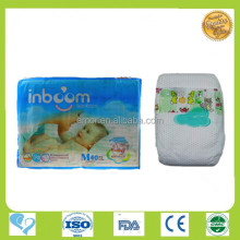 High absorption breathable film disposable baby diapers in bales in uk