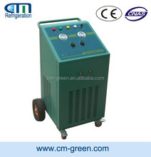 Commercial A/C CM7000 R134A refrigerant packing station/Recharge recycling equipment