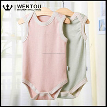 Newborn Infant Romper Organic Cotton Baby Clothes Pajamas