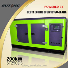 SUTONG BRAND Deuzt best selling generator and commercial and high quality
