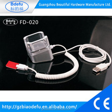 FD-020 security tag detacher hook , mobile security stand