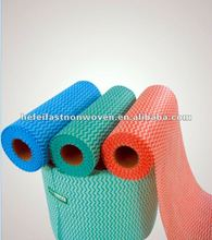 nonwoven industrial wipe