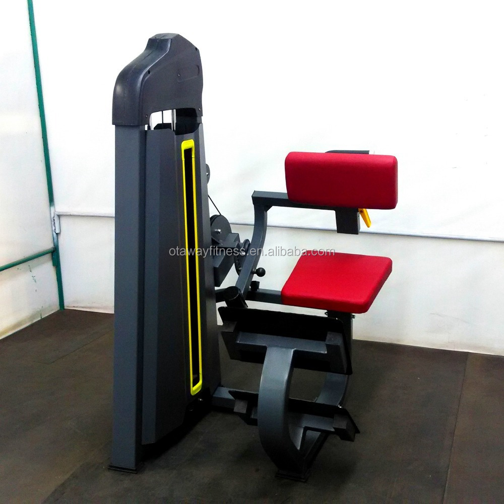 New Style OTAWAY Fitness Machine, Seated Tricep Flat Equipment, Hot Sale Fitness Equipment