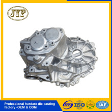 Customized die casting Aluminum auto parts engine housing gearbox shell