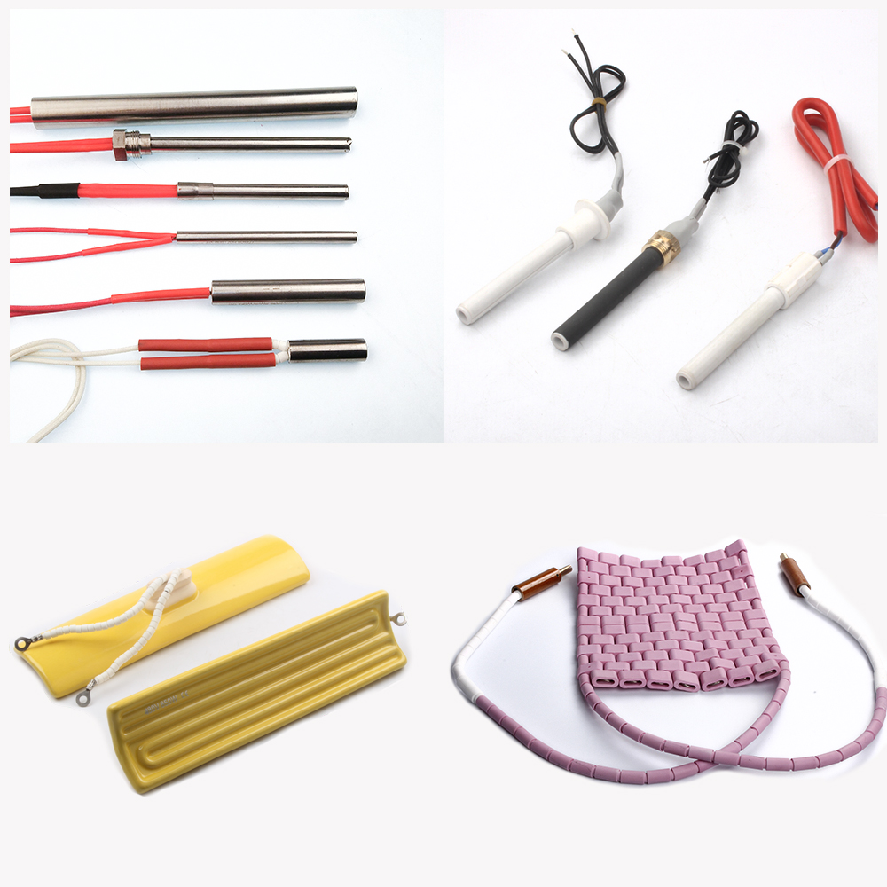 OEM Ceramic heating element and heating design solution offered