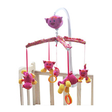 Lovely baby mobiles baby crib musical mobile baby mobile with light