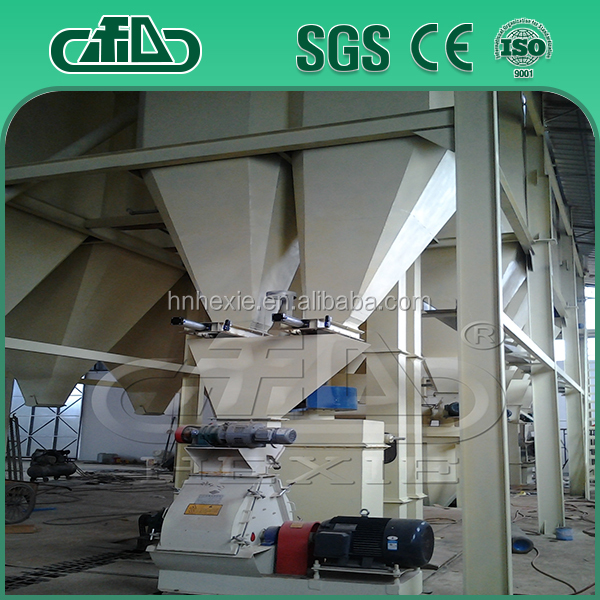 CE hot selling manual feed pellet machine