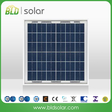 BLD SOLAR China manufacture high quality 10w 36cells 18V poly solar module/panel PV panel for solar street light